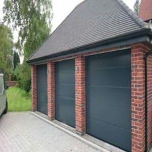 фото гаражные ворота