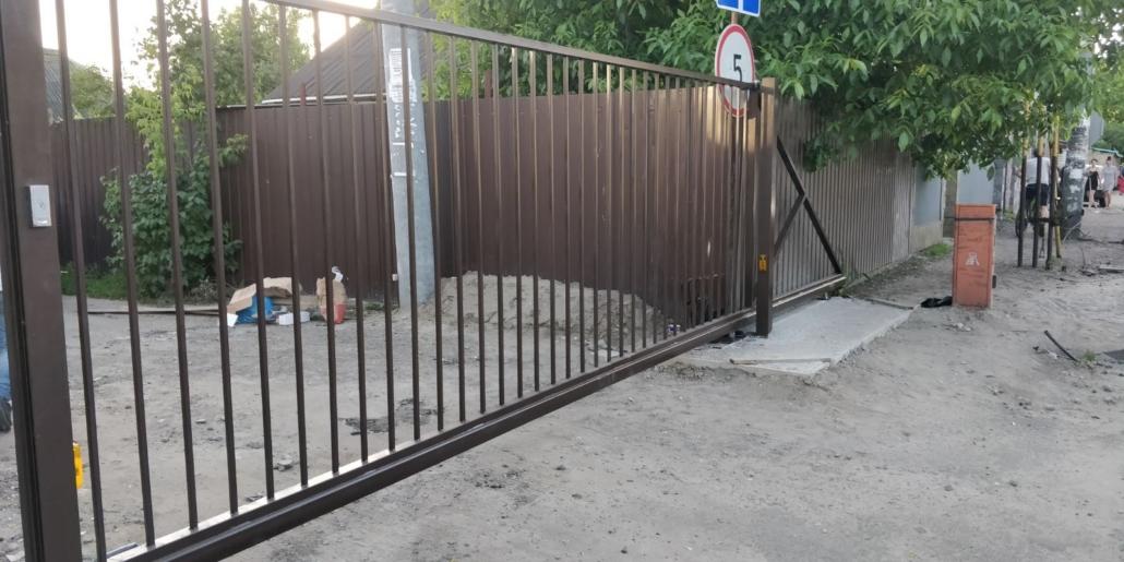 изготовление автоматических ворот